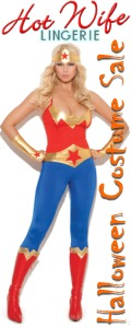 Great Deals During our Really Big Adult Halloween Costume Sale at Hot Wife Lingerie